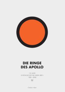 """Buch """"Die Ringe des Apollo"""" über die EVB Vereinsgeschichte. All rights reserved, EVB and Natural History Museum Bern"""