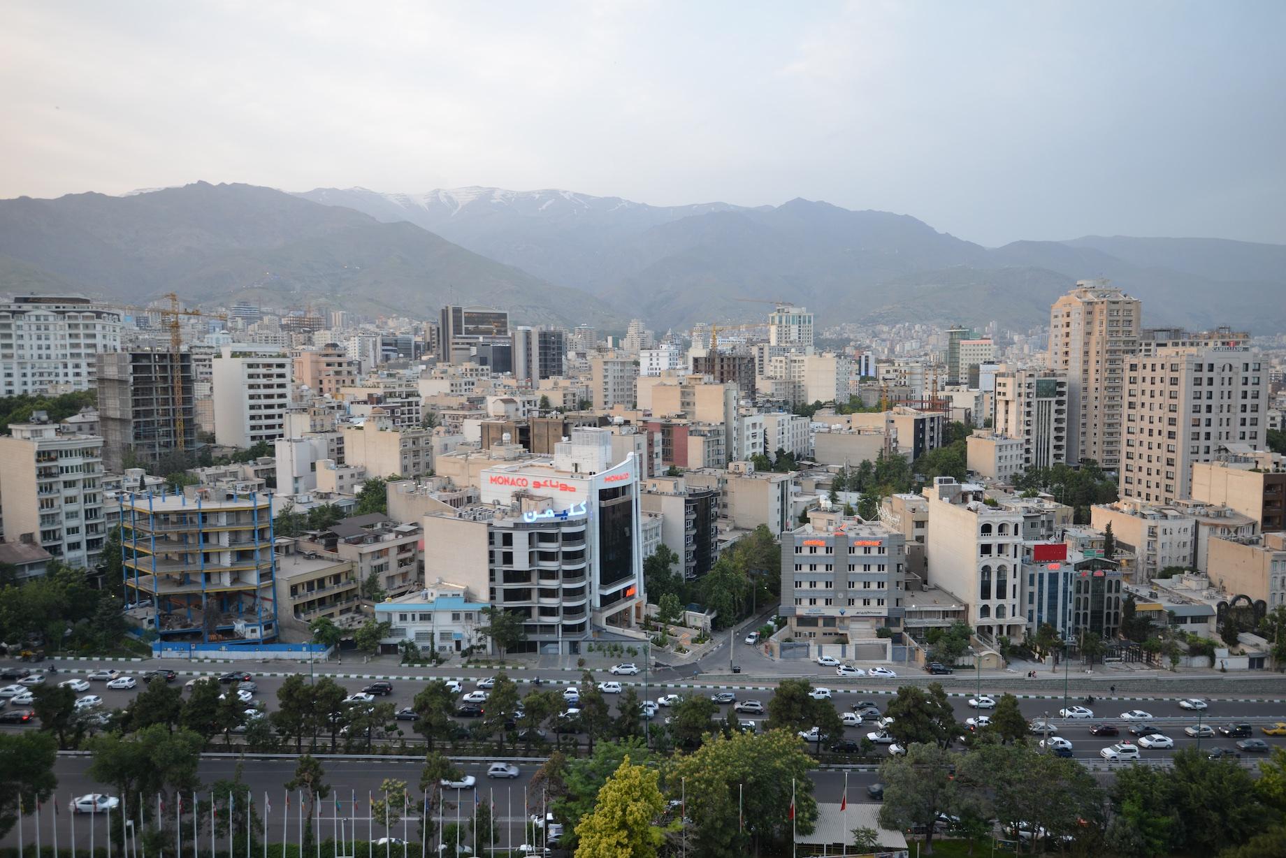 Teheran, Iran, CC BY-NC-SA 4.0 Martin Albrecht