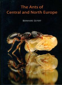 Titelseite, Die Ameisen Mittel- und Nordeuropas, Berhard Seifert, 2018