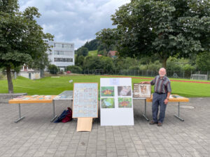 Natur braucht Stadt Daniel Roesti am Stand Batnight CC BY-SA 4.0 Martin Albrecht Schüpfen